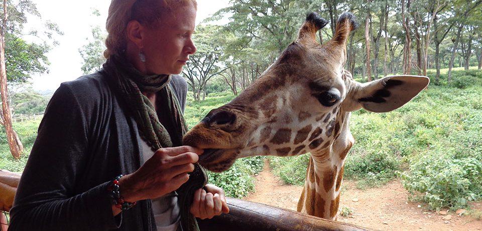 Sarah _giraffe_scale
